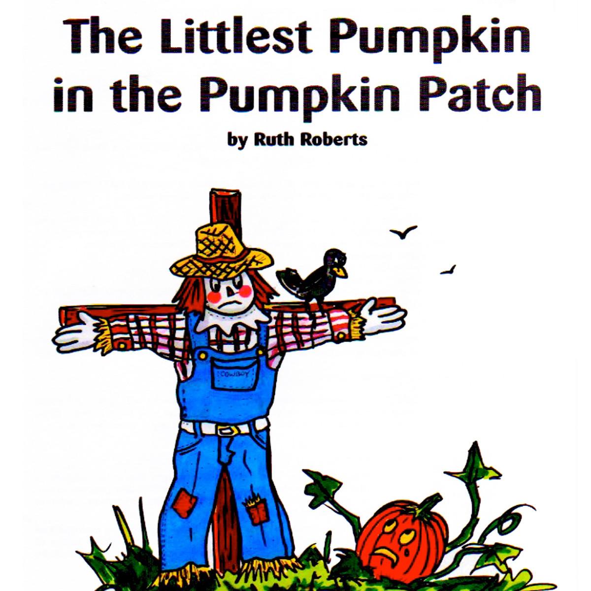 The Littlest Pumpkin in the Pumpkin Patch - Book/CD