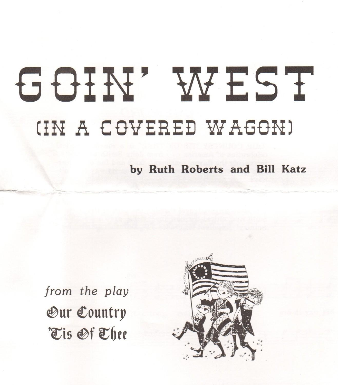 Goin' West - CD Kit