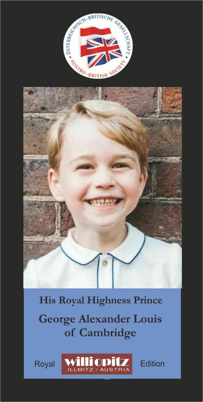 HRH Prince George Edition 2019