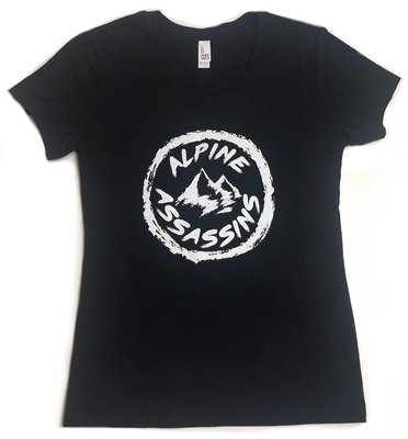 Mtn. Crest Ladies V-neck