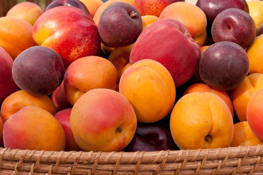 Corbeille fruitée DUO HEBDO    2kgs ( 7 à 10 fruits)