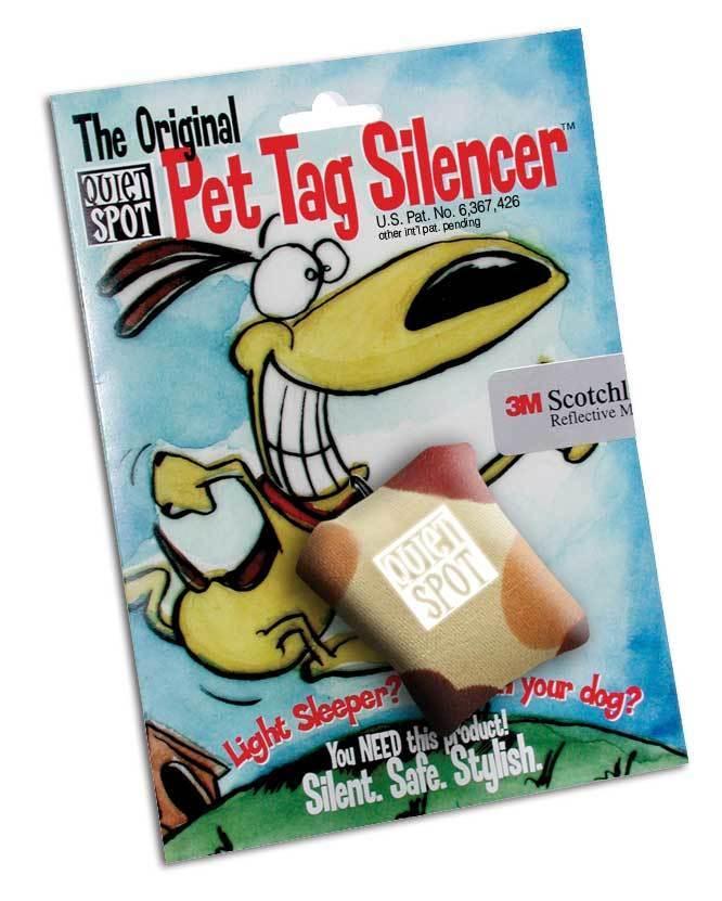 Quiet Spot - Tag Silencer