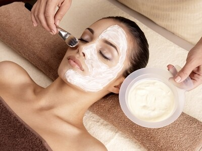 Package of 3- 30 Min Massage & 30 Facial