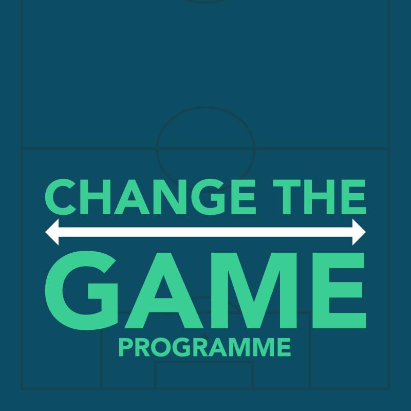 CHANGE THE GAME - Career Change Programme