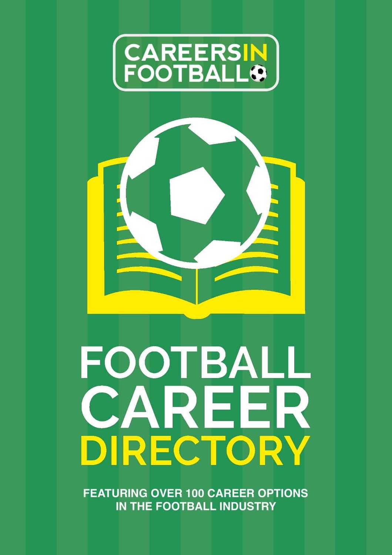 Football Career Directory - Paperback