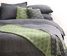 Dormisette Organic Flannel Duvet Cover