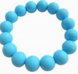 Bracelet Chews Light Blue