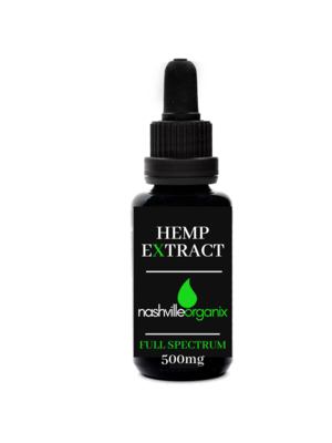 CBD Hemp Extract 500mg