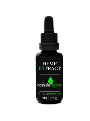 CBD Hemp Extract 1000mg