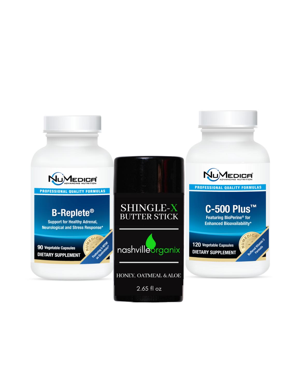 Shingle-X Complete Care Bundle