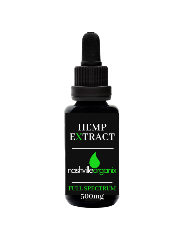 Hemp Extract 500mg