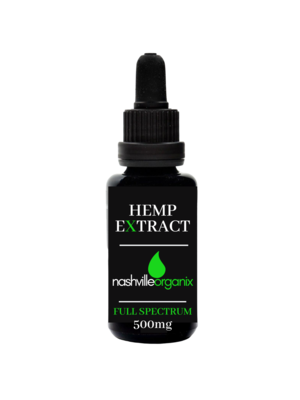 Hemp Extract 500mg