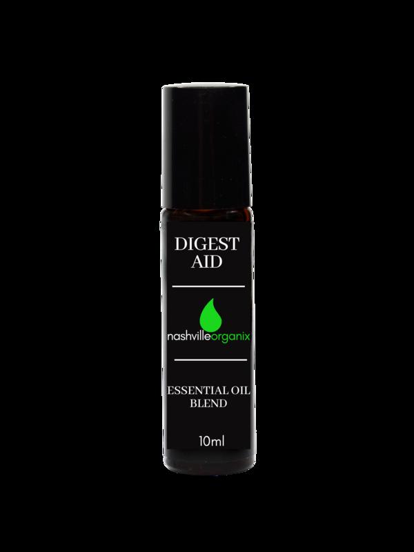 Digest Aid Blend with Hemp Oil