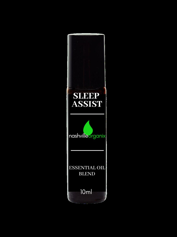 Sleep Assist Blend with Hemp Oil