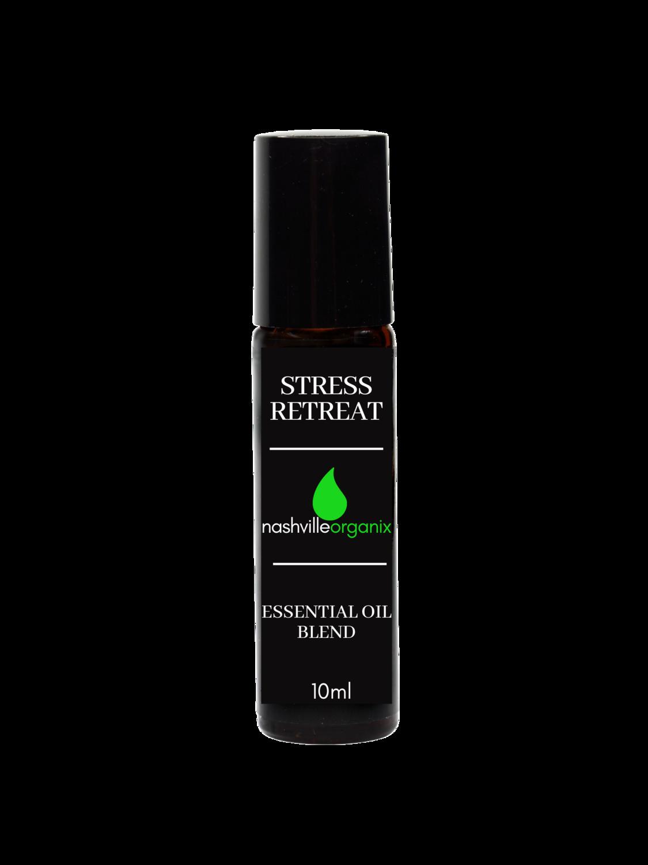 Stress Retreat Blend with Hemp Oil
