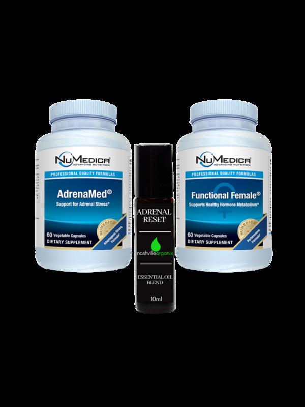 Adrenal Reset30 Bundle