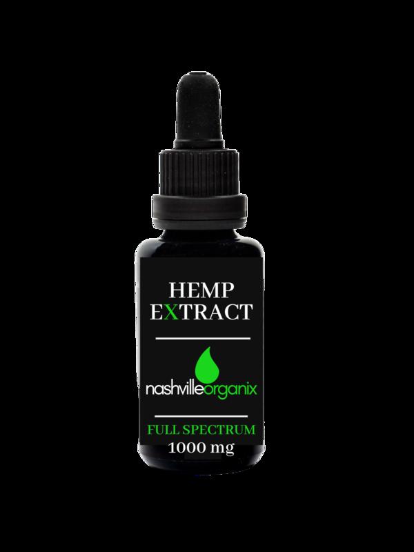 Hemp Extract 1000mg
