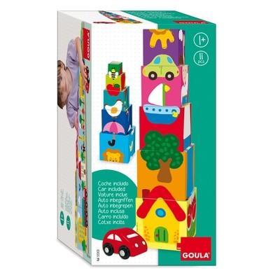 Brinquedo empilhável (55202)