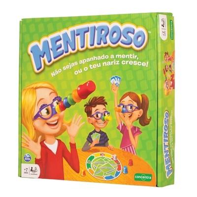 JOGO CONCENTRA MENTIROSO (345458)