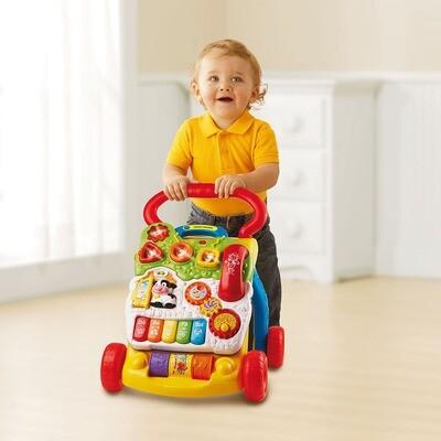 V-Tech Baby Andador Interativo (114248)