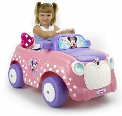 Carro Minnie 6V  (800008603)