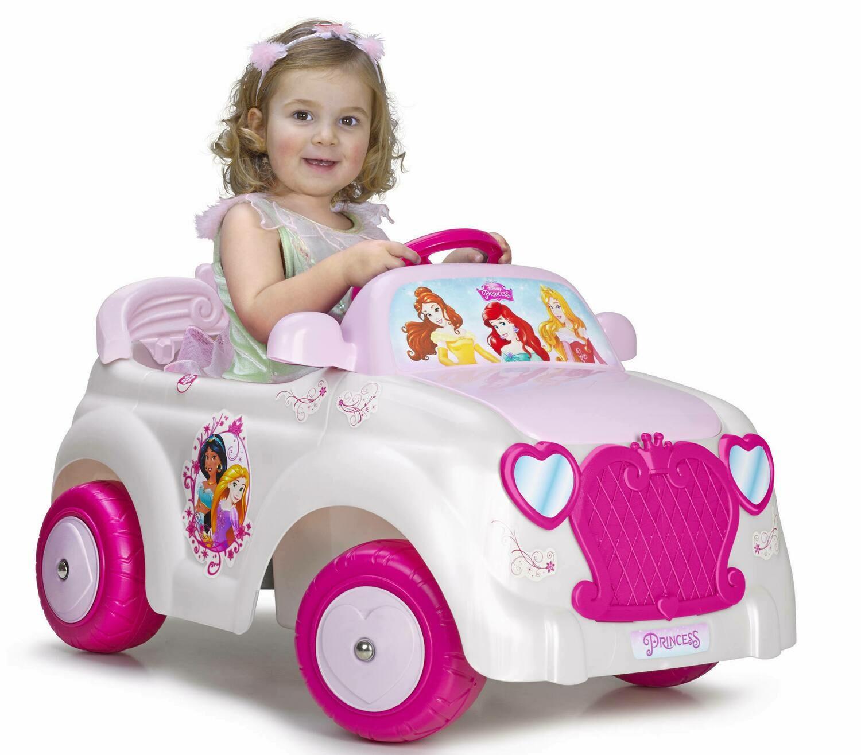 Carro Princesas 6V  (800010252)