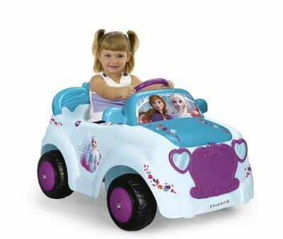 Carro Frozen 6V (800012191)