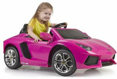 Lamborghini Aventador Pink 6V (800012394)