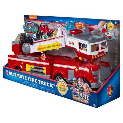 Camião Bombeiros Patrulha Pata (114620)