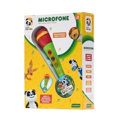 Panda Microfone Pequeno (118468)