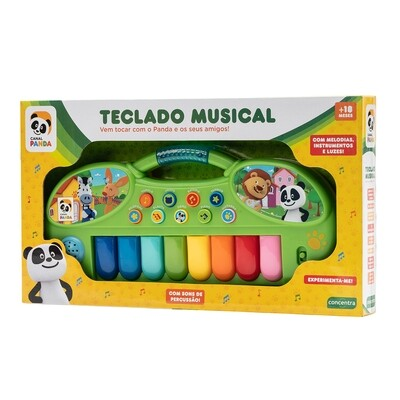 Panda Teclado Musical (118123)