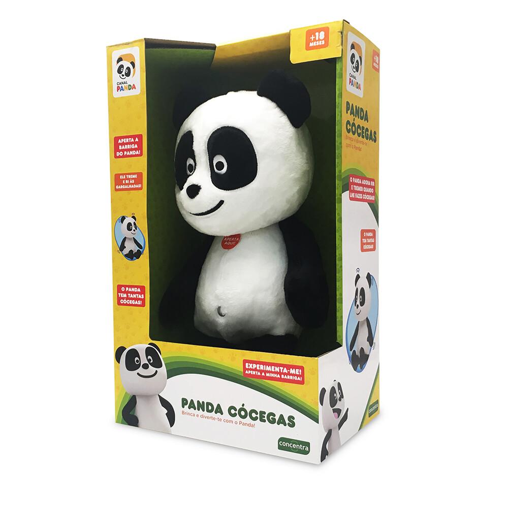 Panda Peluche com Cocegas (926000074)