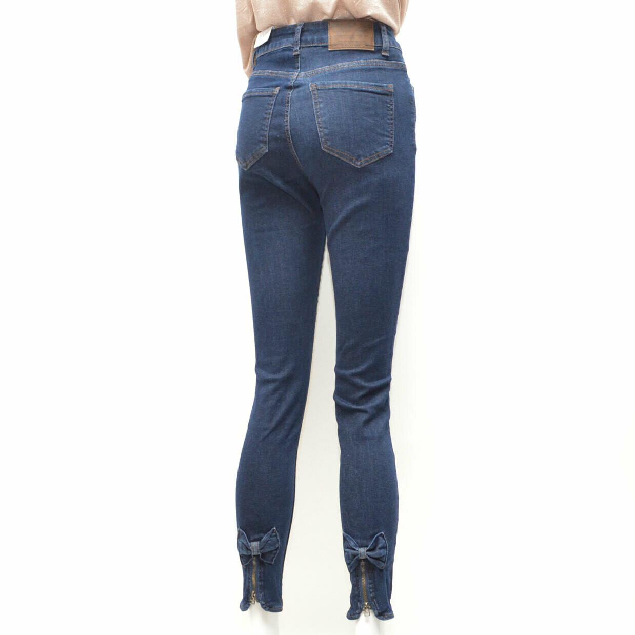 M.A.P.P jeans rusettifarkut