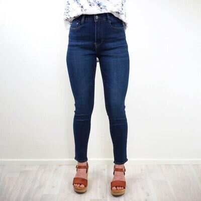 M.A.P.P jeans vetoketju farkku