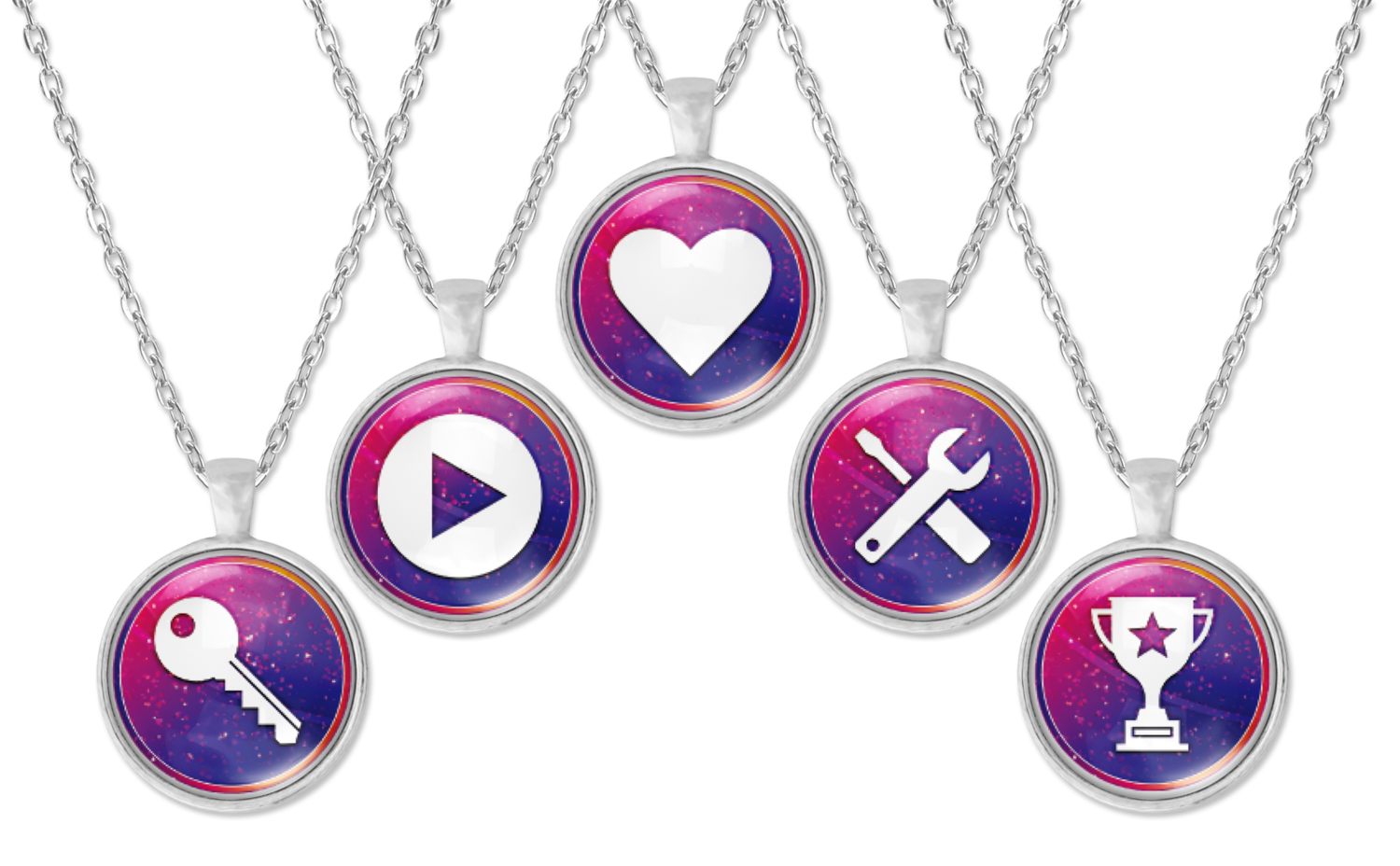 Feel Good Superpower Energy Infused Necklace