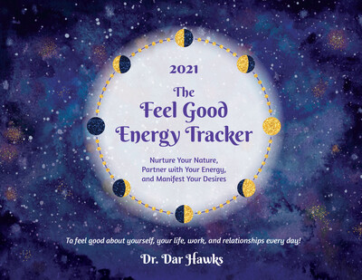 The Feel Good Superpower Mood Tracker and Planner