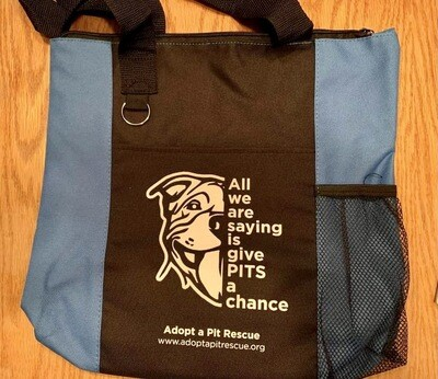 Give Pits A Chance Tote