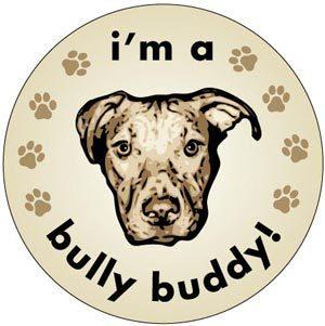 I'm a Bully Buddy Magnet