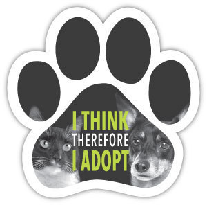 I think, therefore I adopt