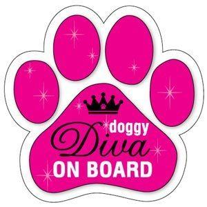 Doggy Diva On Board