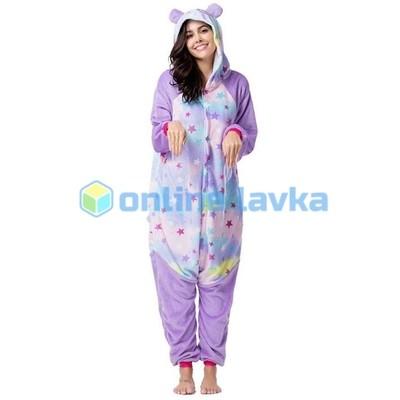 Пижама кигуруми звездная панда (размер m)