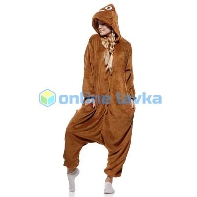 Пижама кигуруми Какашка (размер S)