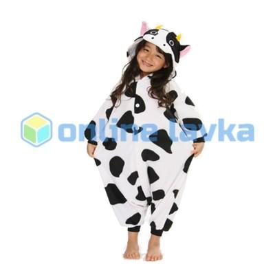 Пижама кигуруми Коровка (рост до 140 см)