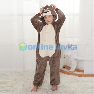 Пижама Бурундук (рост до 140 см)