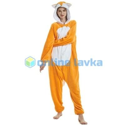 Пижама кигуруми Лиса NEW (размер s)