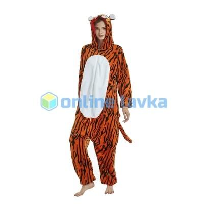 Пижама кигуруми тигр New (размер s)