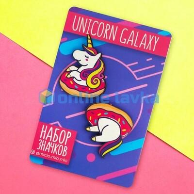 Значок Unicorn Galaxy
