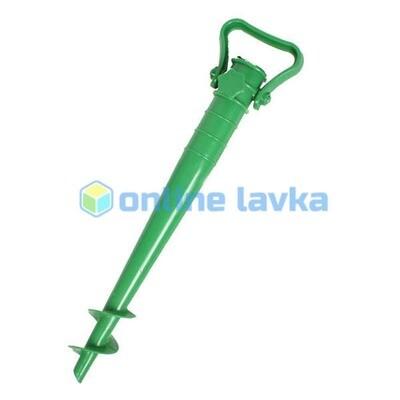 Бур для зонта зеленый