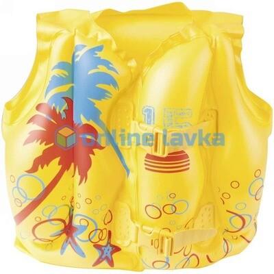 Надувной жилет Tropical Swim 41*30 см 3-6 лет Bestway