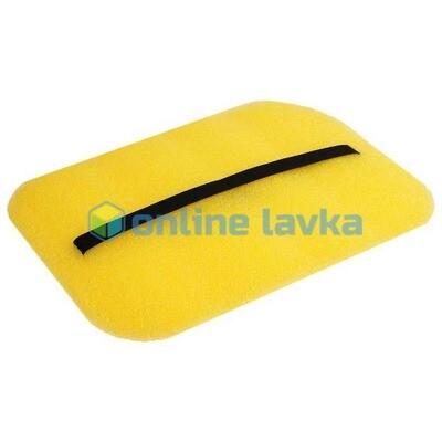 Сидение туристическое 10 мм желтое